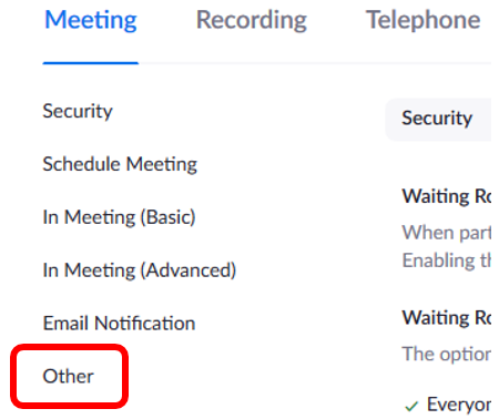 Scheduling Zoom Meetings on the Behalf of Another User 01